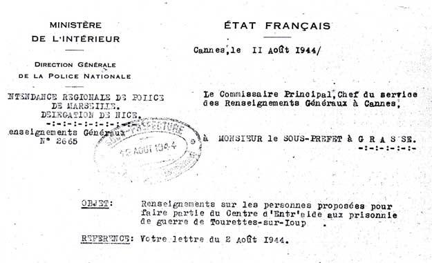 1944-lettre-au-sous-prefet